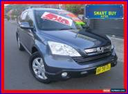 2008 Honda CR-V MY07 (4x4) Luxury Grey Automatic 5sp A Wagon for Sale