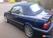 1997 BMW 318 I AUTO BLUE for Sale