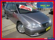 2003 Honda Odyssey V6L (6 Seat) Silver Automatic 5sp A Wagon for Sale