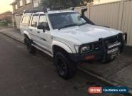 toyota hilux 1992 ln106 NO RESERVE for Sale