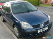 RENAULT CLIO EXPRESSION 1.4 16V 2004 5 DOOR LOW MILEAGE EXCELLENT CONDITION for Sale
