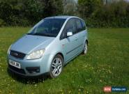 Ford Focus C MAX 1.6 petrol 2004 Spares or Repair for Sale