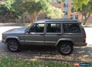JEEP CHEROKEE CLASSIC 2000 XJ AUTO 4x4 GREY GREAT CONDITION for Sale