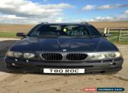 BMW X5 3.0d 2001 gearbox problem for Sale