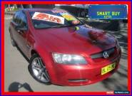 2007 Holden Commodore VE Omega Maroon Automatic 4sp A Sedan for Sale