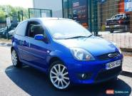 LOW MILEAGE 2006 FORD FIESTA 2.0 ST IN FORD BLUE - SMART EXAMPLE for Sale
