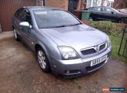 2005 VAUXHALL VECTRA BREEZE CDTI 16V SILVER LOW MILES NO RESERVE for Sale