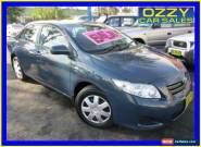 2008 Toyota Corolla ZRE152R Ascent Blue Automatic 4sp A Sedan for Sale