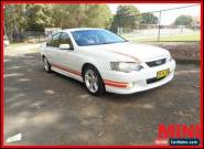 2005 Ford Falcon XR6 Automatic A Sedan for Sale