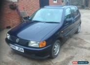 1997 VOLKSWAGEN POLO 1.4 CL BLUE OPEN AIR for Sale