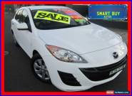 2009 Mazda 3 BL Neo White Manual 6sp M Hatchback for Sale