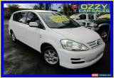 Classic 2003 Toyota Avensis ACM21R Verso GLX White Automatic 4sp A Wagon for Sale