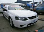 2010 Ford Falcon BF Mkiii XT (LPG) White Automatic 4sp A Wagon for Sale