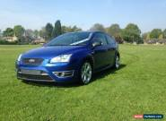 2006 FORD FOCUS ST-3 BLUE SPARES OR REPAIRS STOLEN RECOVERED for Sale