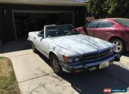 Mercedes-Benz: 500-Series Leather for Sale