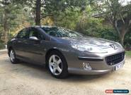 Peugeot 407 ST HDi Auto Executive Sedan (2005)  (2L - Diesel Turbo F/INJ) for Sale