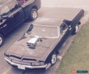 Classic 1971 Chevrolet El Camino 2 door for Sale
