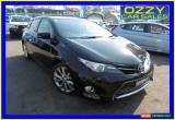 Classic 2013 Toyota Corolla ZRE182R Levin ZR Black Automatic 7sp A Hatchback for Sale