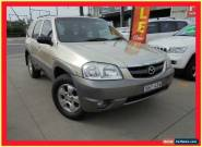 2005 Mazda Tribute MY2004 Limited Sport Gold Automatic 4sp A Wagon for Sale