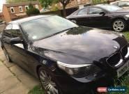 2006 BMW 530D M SPORT BLACK for Sale