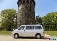 Volkswagen: EuroVan FOR SALE:2002 Weekender TDI Diesel 650-318-1450 for Sale