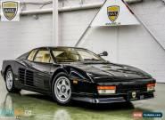 Ferrari : Testarossa for Sale