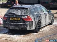 2005 BMW 330D M SPORT TOURING AUTO BLACK for Sale