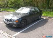 Black BMW 316i SE Automatic 4 door saloon for Sale