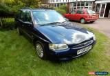 Classic Ford Escort Estate Mk6 - MOT failure - Spares or Repair - Very low mileage for Sale