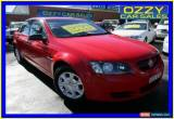 Classic 2007 Holden Commodore VE MY08 Omega Red Automatic 4sp A Sedan for Sale