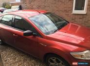 Ford Mondeo 2.0 TDCi 140 Zetec - Orange for Sale
