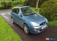 Ford Focus 1.8Tdi  (Spares or Repair) for Sale