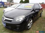 2007 HOLDEN ASTRA SRi TURBO 2D COUPE, LOW KMS, SERVICE HISTORY, QUALITY VEHICLE! for Sale