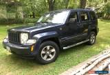 Classic 2008 Jeep Liberty for Sale
