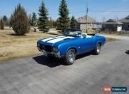 1971 Oldsmobile Cutlass Supreme for Sale