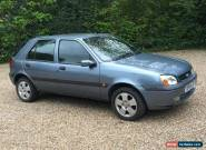 2001 FORD FIESTA FREESTYLE SILVER 1.2 5 Door  for Sale