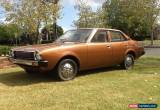 Classic 1977 LB chrysler lancer unfinished project suit rotary engine like torana Mazda  for Sale