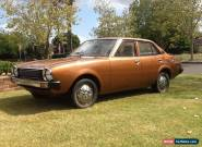 1977 LB chrysler lancer unfinished project suit rotary engine like torana Mazda  for Sale
