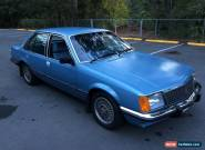 1980 Holden Commodore VC SL/E Atlantis Blue Automatic 3sp A Sedan for Sale