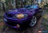 Classic Ford Falcon Ute XR8 BA Phantom for Sale