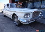 1962 S Series Valiant for Sale