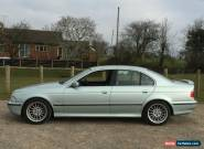 1999 / V BMW 523I SE AUTO / AUTOMATIC 4 DOOR SALOON WITH GREY LEATHER SEATS  for Sale