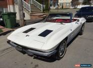 Chevrolet: Corvette Stingray for Sale