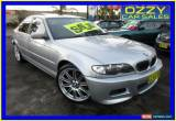 Classic 2002 BMW 325I E46 25I Silver Automatic 5sp A Sedan for Sale