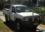 NISSIAN NAVARA D22 UTE 2002 for Sale
