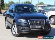 2012 Audi Q5 8R MY13 2.0 TFSI Quattro Black Automatic 8sp A Wagon for Sale