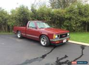 1993 Chevrolet S-10  Florida Truck  for Sale