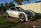 Classic Mazda RX8 Dec 2003 model, Supercharged for Sale