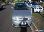 Toyota Corolla Seca Ascent for Sale