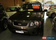 2007 Ford Territory SY SR Grey Automatic A Wagon for Sale